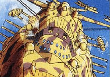 天空の城ラピュタ-隠れジブリ1