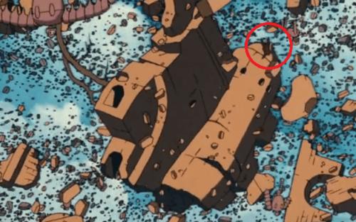 天空の城ラピュタ-隠れジブリ2