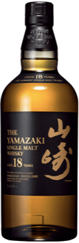 山崎ウイスキー18年