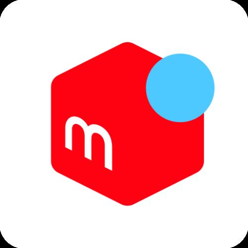 メルカリ-ロゴ