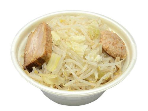セブンイレブン-中華蕎麦とみ田監修 ワシワシ食べる豚ラーメン