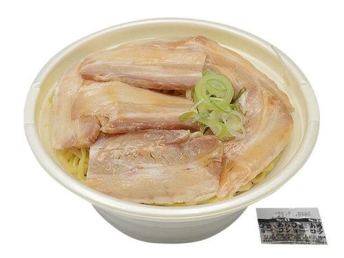 セブンイレブン-熟成ちぢれ麺 喜多方チャーシュー麺