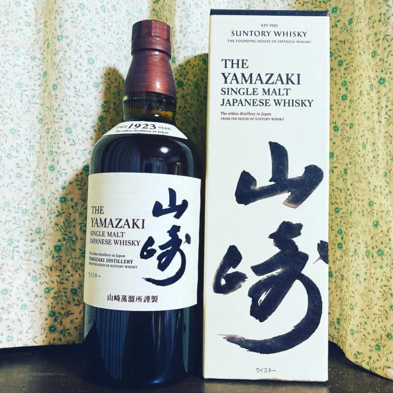 山崎ノンエイジ-2020年ボトル