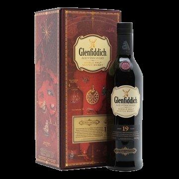 グレンフィディック19年 ディスカバリー レッドワインカスクフィニッシュ