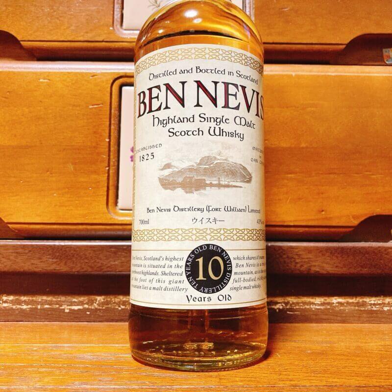 ベンネヴィス10年とは