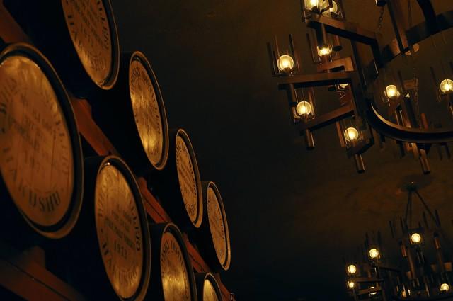 ウイスキー-ウッディな香り